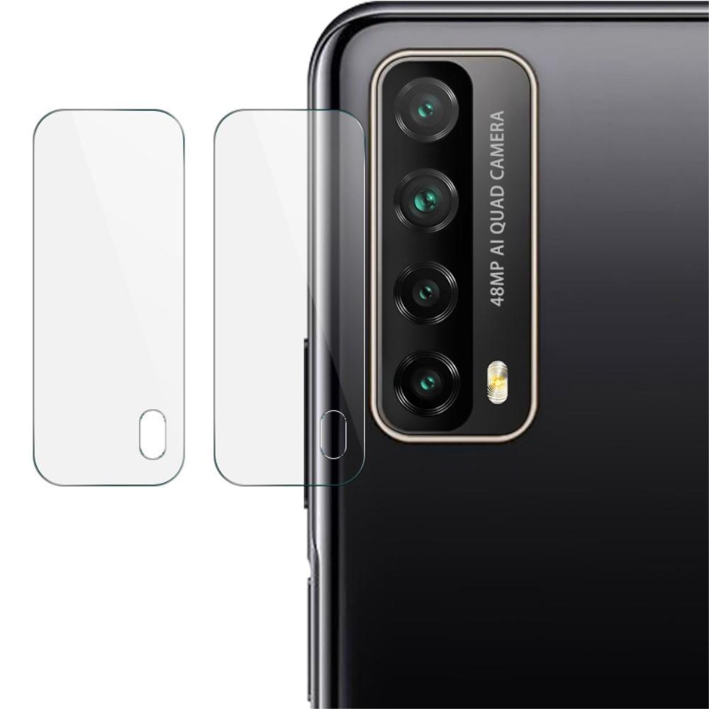 2-pack Panssarilasi Kameran Linssinsuoja Huawei P smart 2021