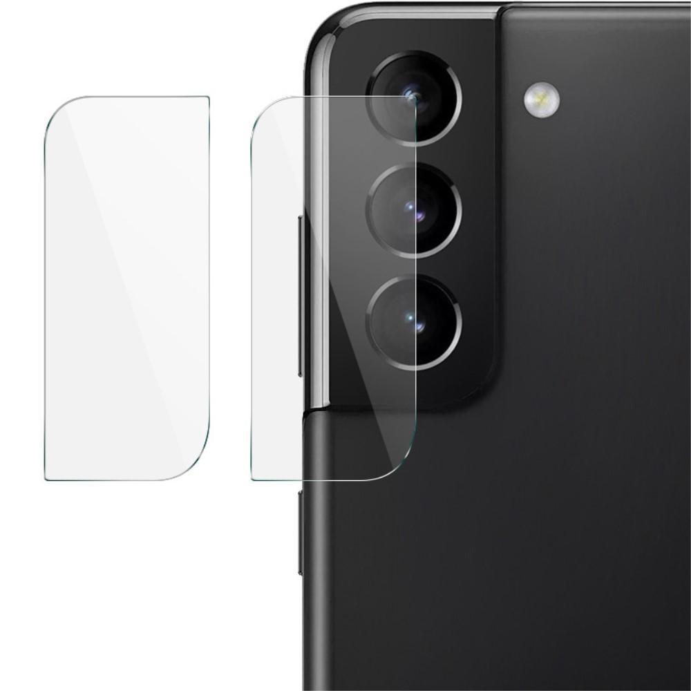 2-pack Panssarilasi Kameran Linssinsuoja Samsung Galaxy S21 Plus