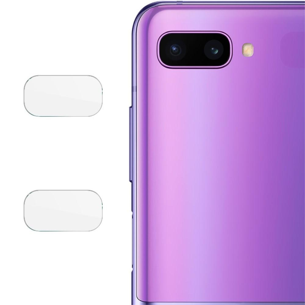 2-pack Panssarilasi Kameran Linssinsuoja Samsung Galaxy Z Flip