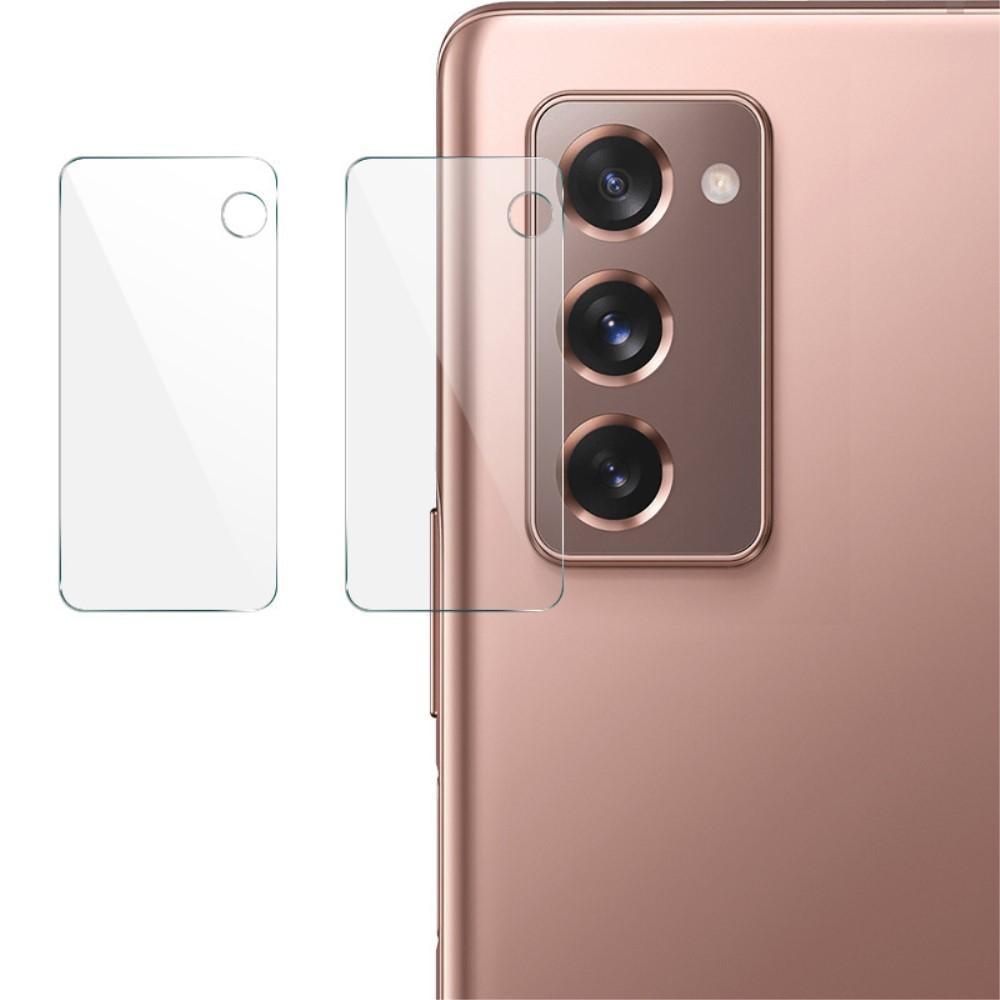 2-pack Panssarilasi Kameran Linssinsuoja Samsung Galaxy Z Fold 2