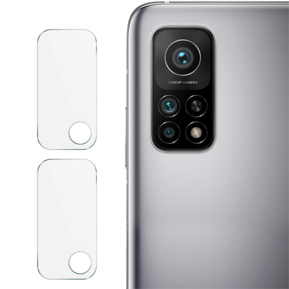 2-pack Panssarilasi Kameran Linssinsuoja Xiaomi Mi 10T/10T Pro