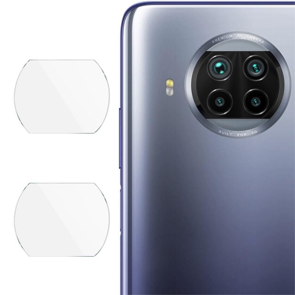 2-pack Panssarilasi Kameran Linssinsuoja Xiaomi Mi 10T Lite 5G