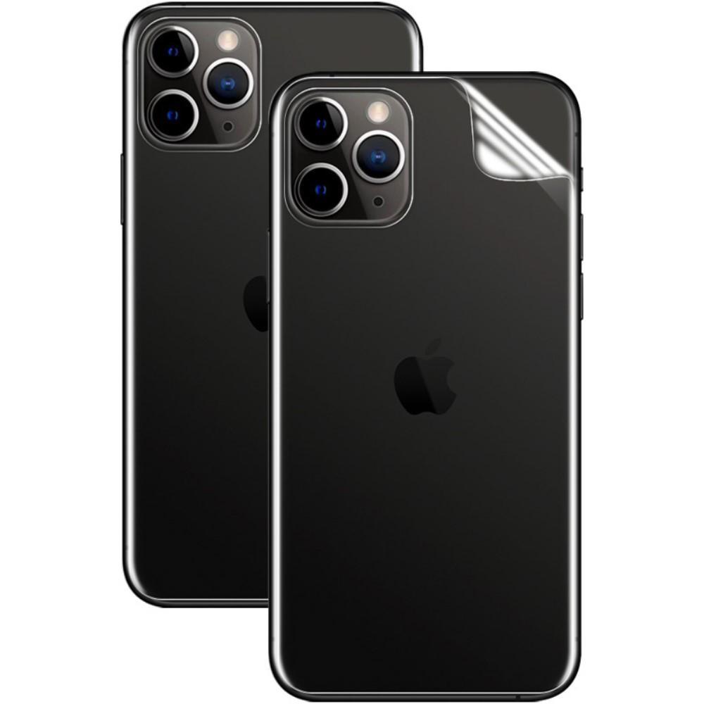 2-Pack Hydrogel Back Film iPhone 11 Pro