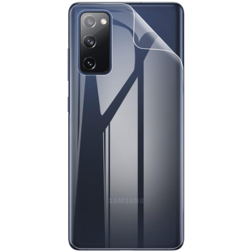 2-Pack Hydrogel Back Film Samsung Galaxy S20 FE