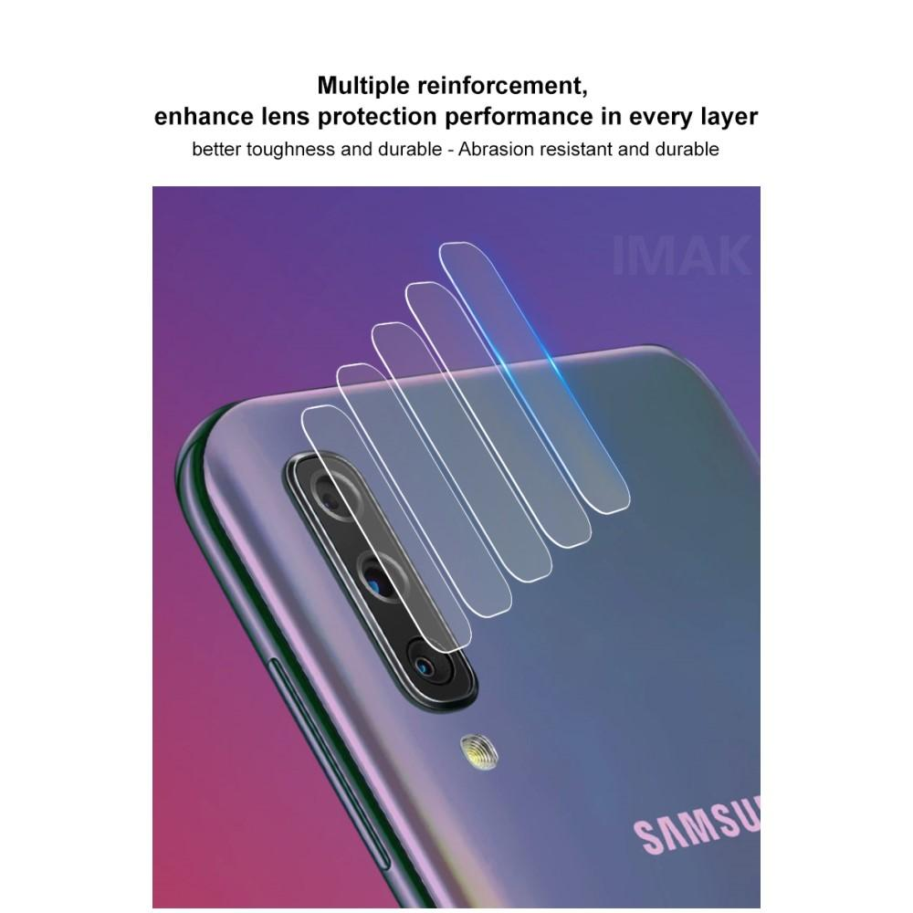 2-pack Panssarilasi Kameran Linssinsuoja Galaxy A70