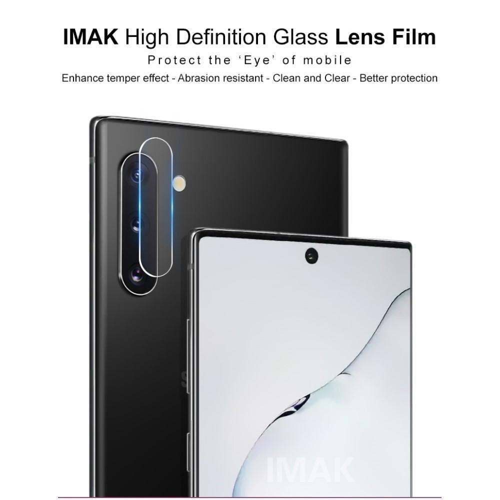 2-pack Panssarilasi Kameran Linssinsuoja Galaxy Note 10/10 Plus