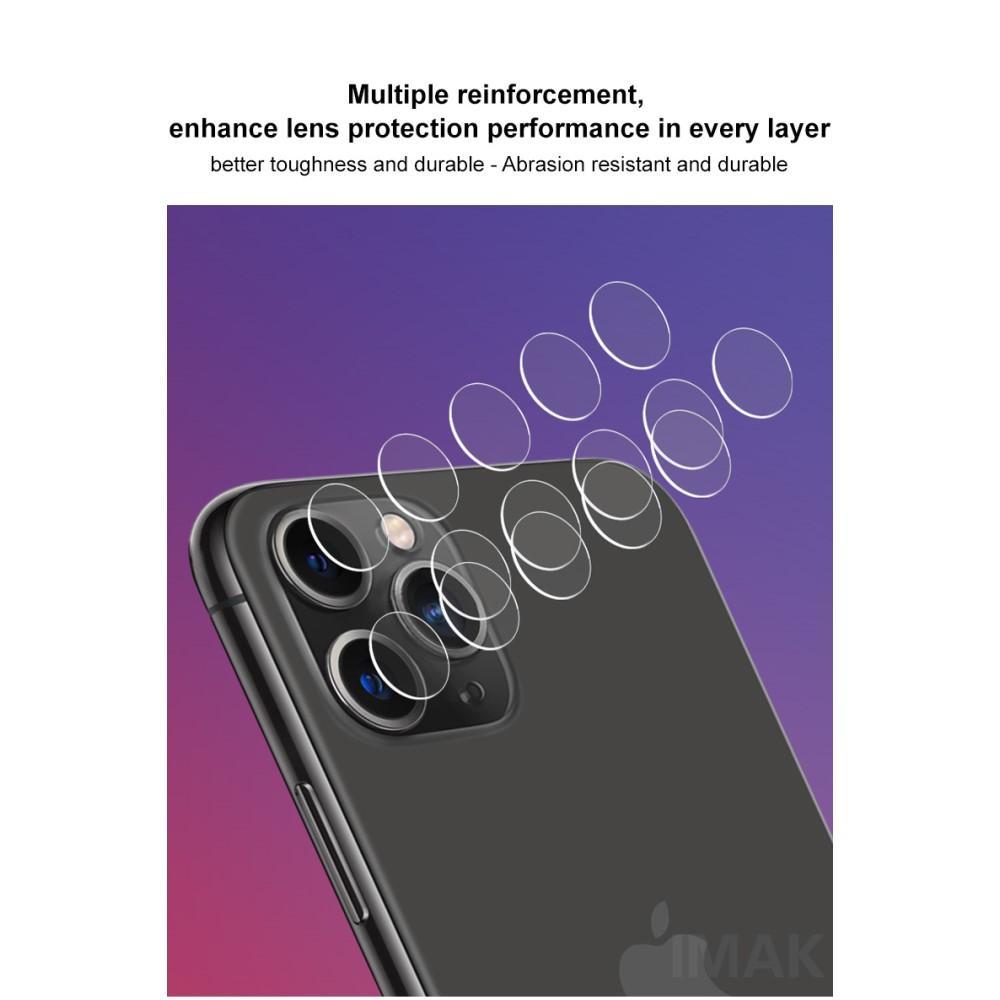 2-pack Panssarilasi Kameran Linssinsuoja iPhone 11 Pro/11 Pro Max