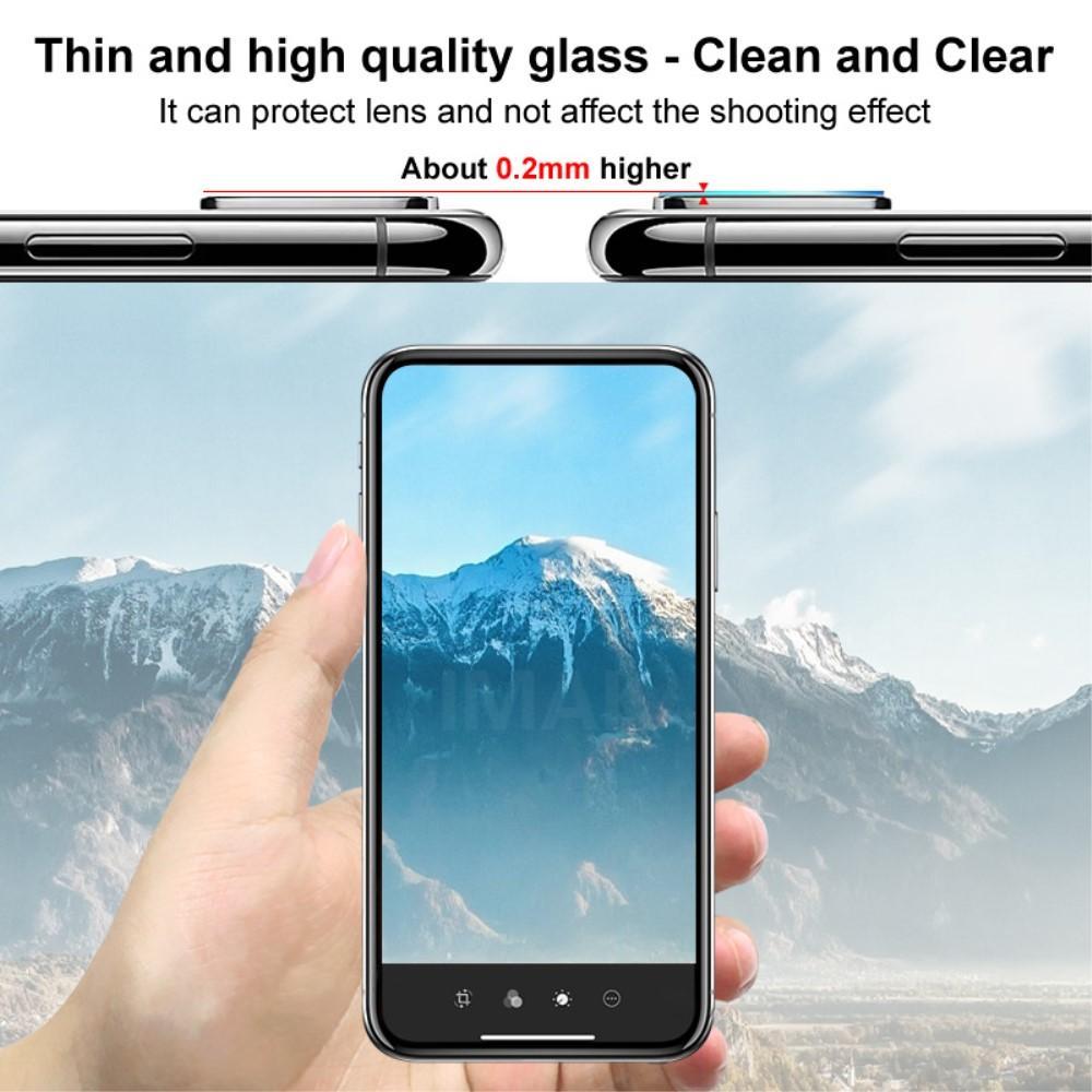2-pack Panssarilasi Kameran Linssinsuoja OnePlus 7