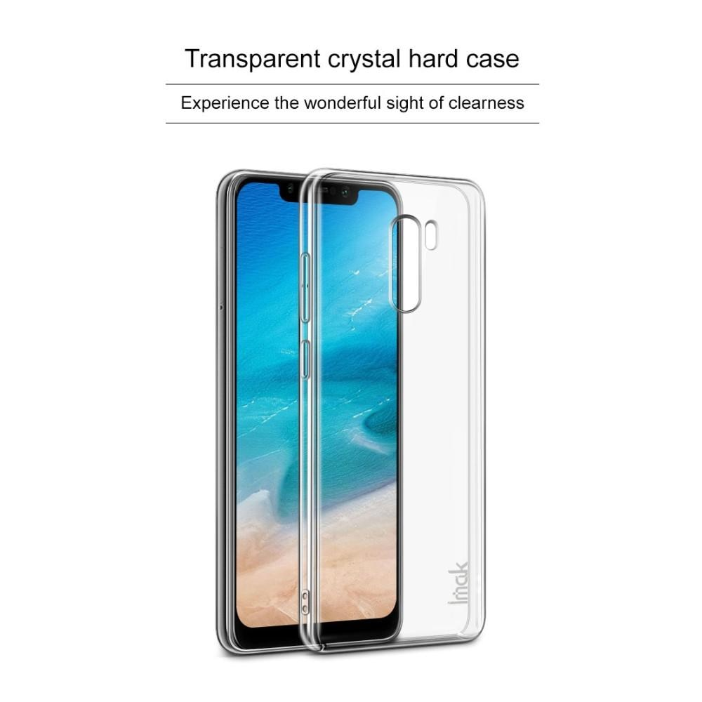 Air Case Xiaomi Pocophone F1 Crystal Clear