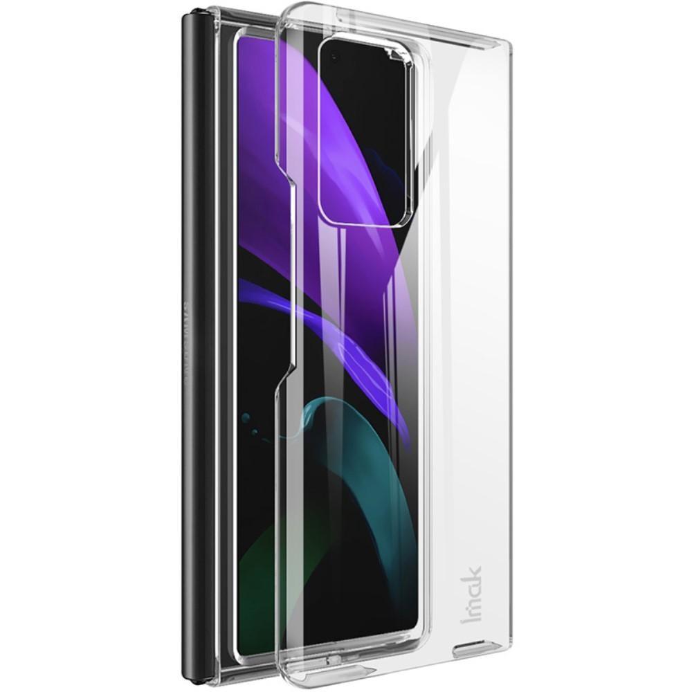 Air Case Galaxy Z Fold 2 5G Crystal Clear