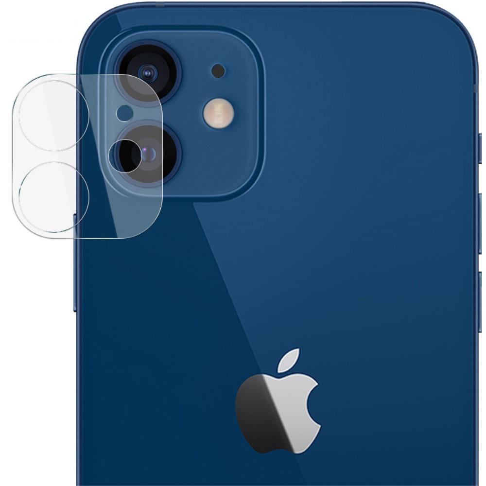 Panssarilasi Kameran Linssinsuoja iPhone 12 Mini