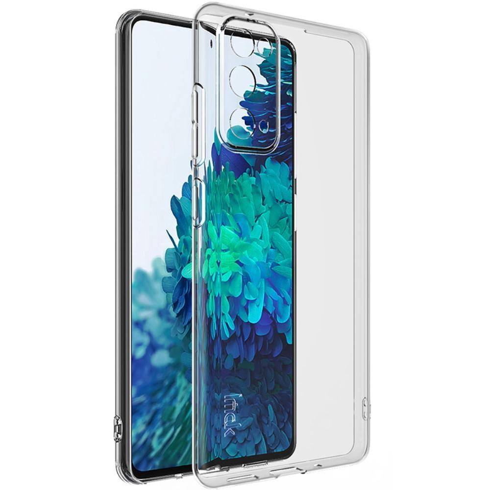 TPU Case Galaxy S20 FE Crystal Clear