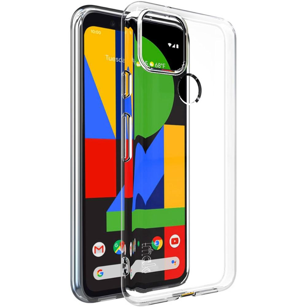 TPU Case Google Pixel 5 Crystal Clear