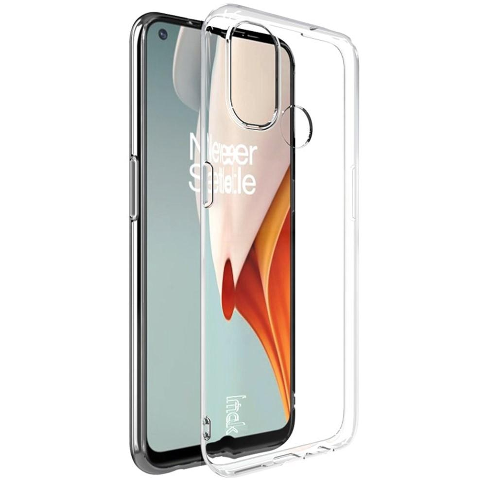 TPU Case OnePlus Nord N100 Crystal Clear