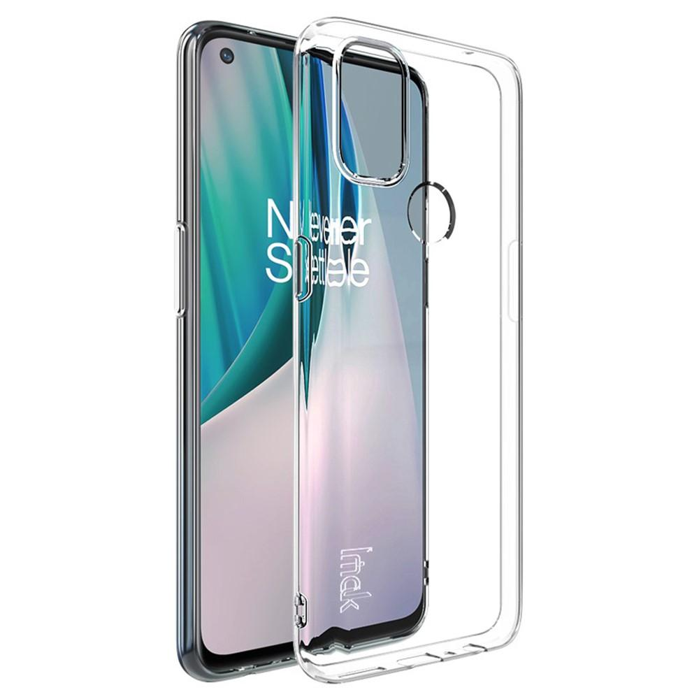 TPU Case OnePlus Nord N10 5G Crystal Clear