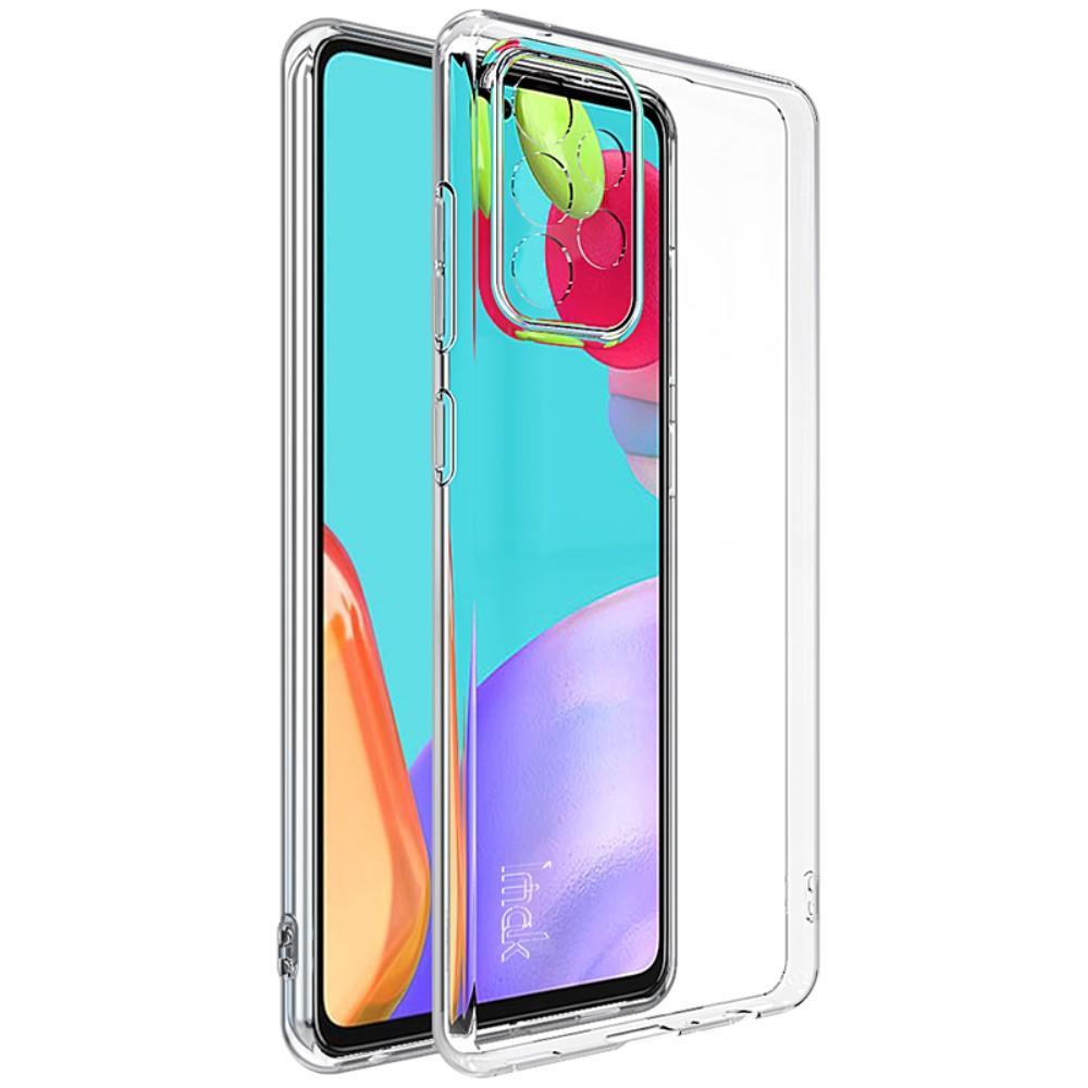 TPU Case Samsung Galaxy A52 5G Crystal Clear