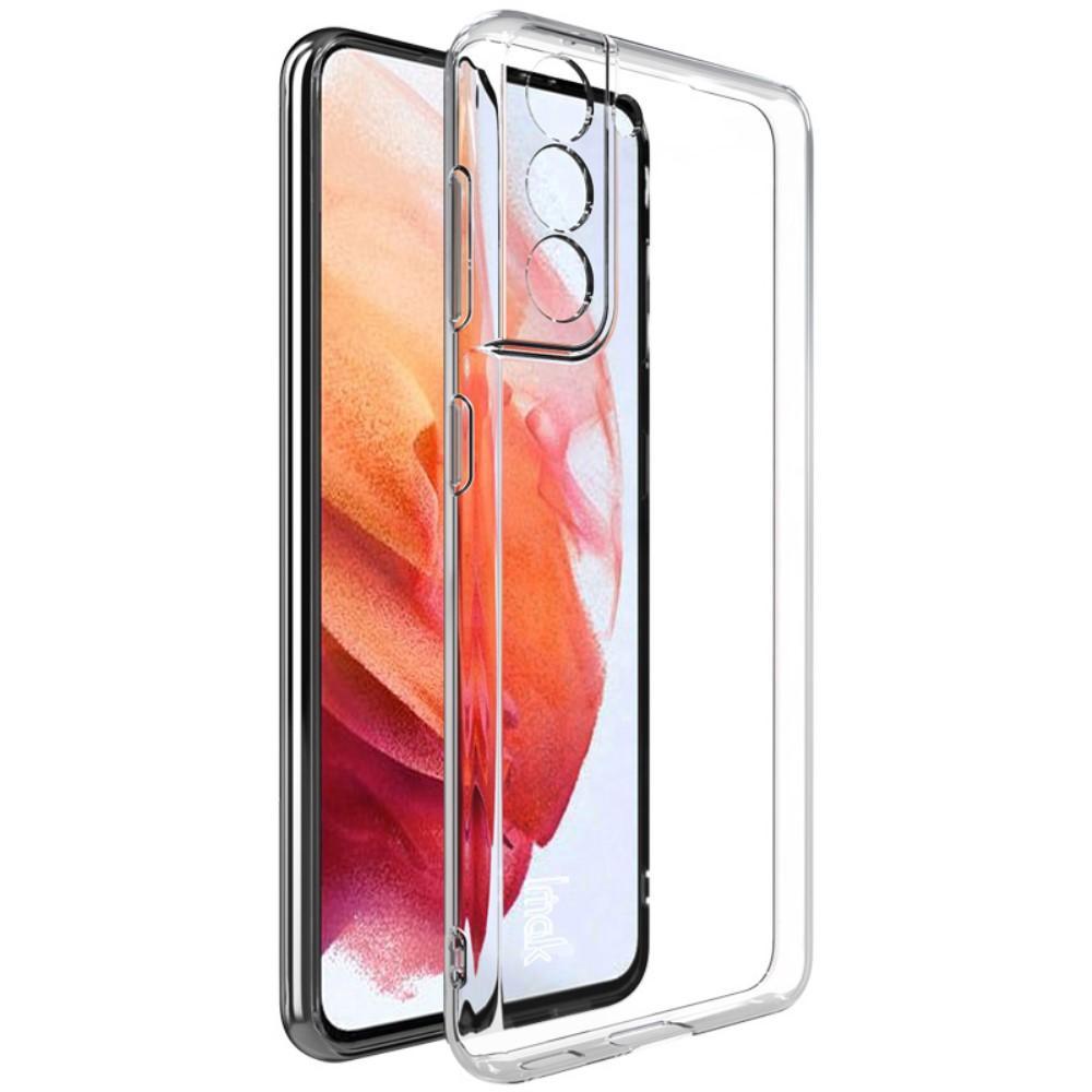 TPU Case Samsung Galaxy S21 Crystal Clear