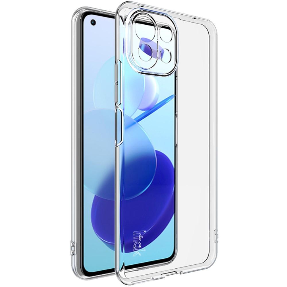 TPU Case Xiaomi Mi 11 Lite Crystal Clear