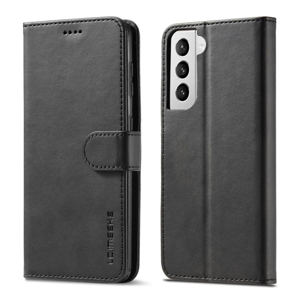 Lompakkokotelot Samsung Galaxy S21 musta