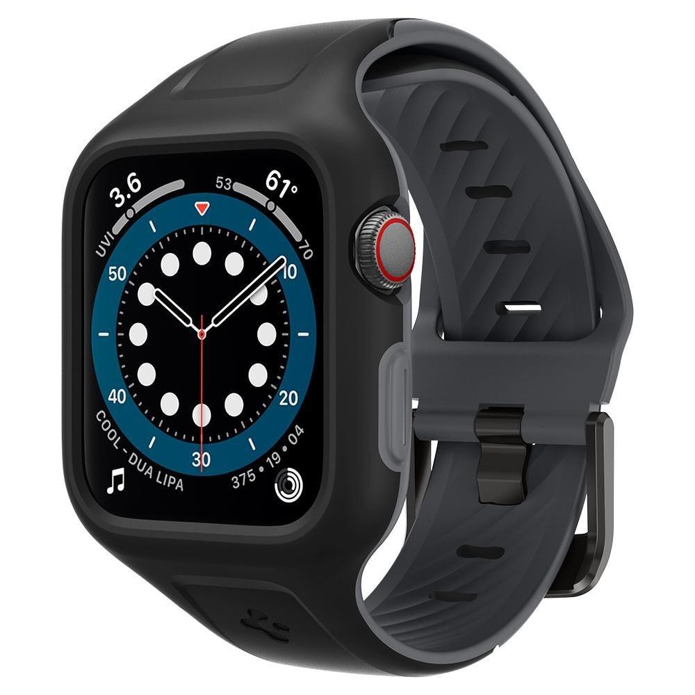 Liquid Air Pro Case Apple Watch 44mm Black