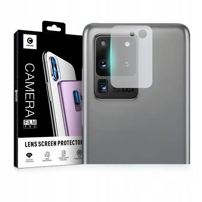 0.2mm Panssarilasi Kameran Linssinsuoja Galaxy S20 Ultra