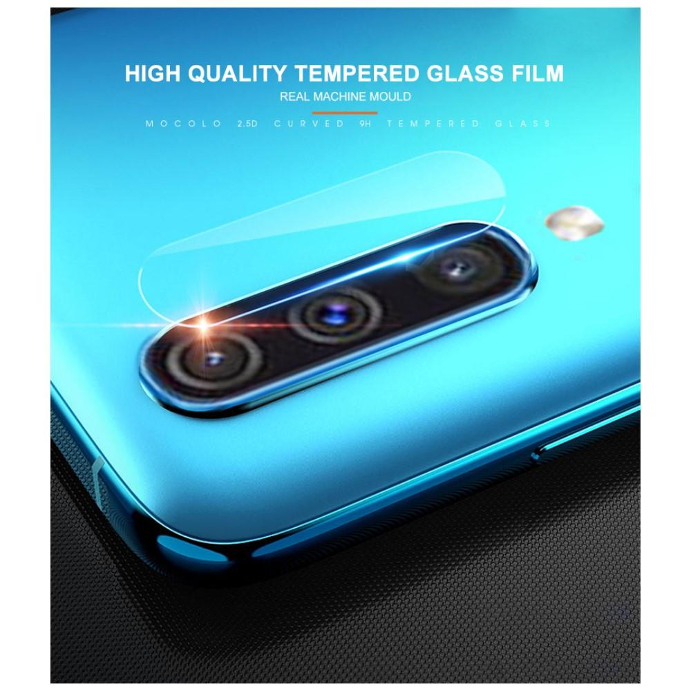 0.2mm Panssarilasi Kameran Linssinsuoja Samsung Galaxy A50