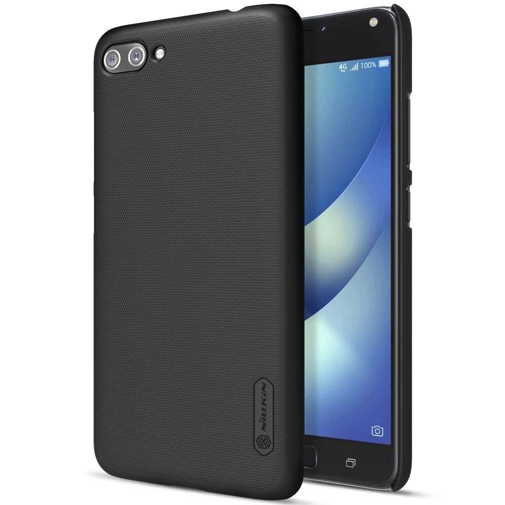 Super Frosted Shield Asus ZenFone 4 Max musta