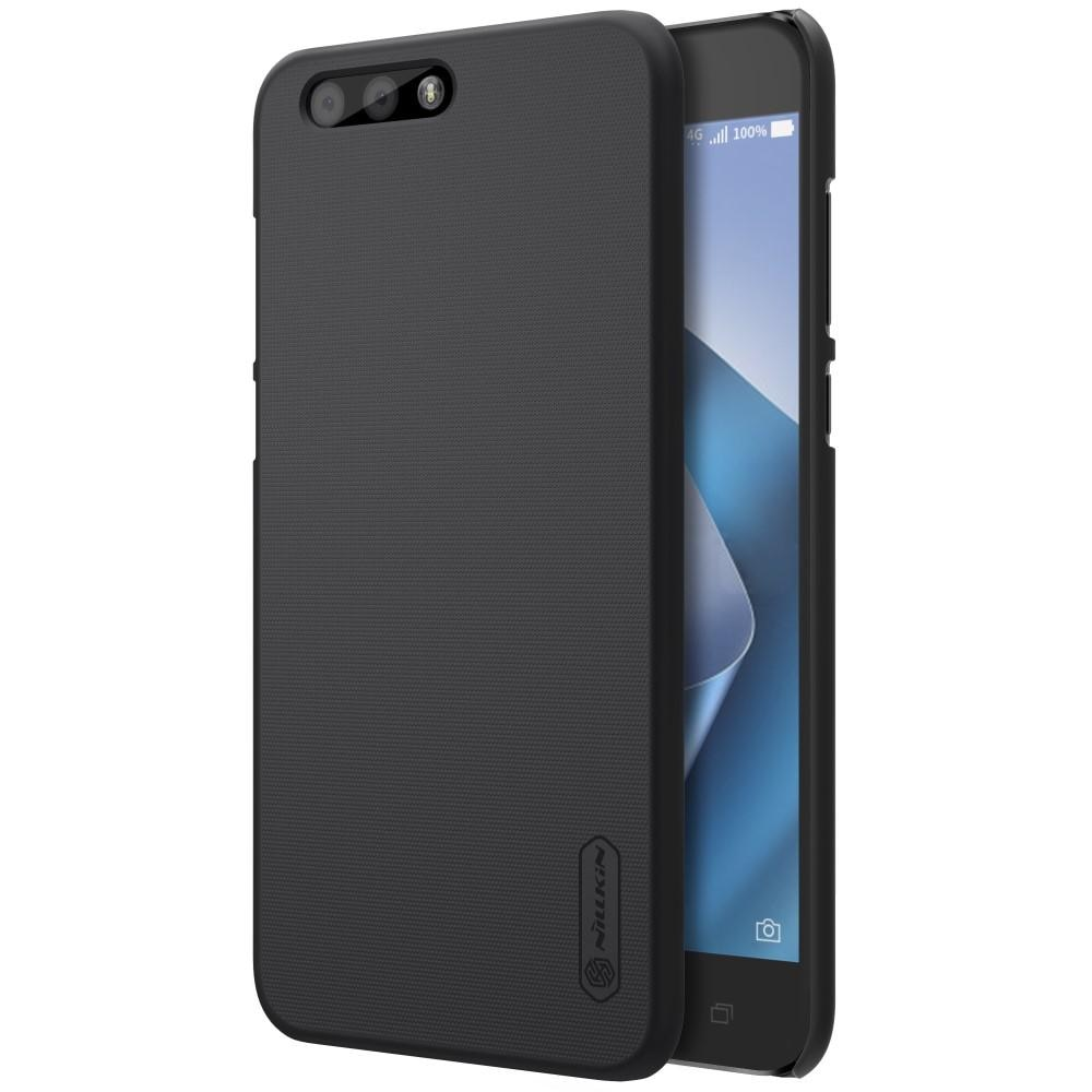 Super Frosted Shield Asus ZenFone 4 musta