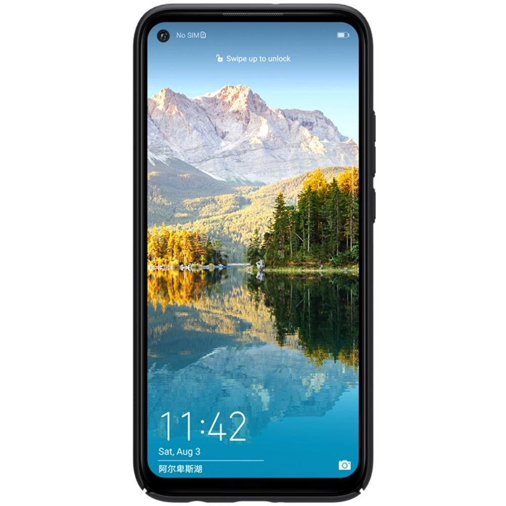 Super Frosted Shield Huawei Mate 30 Lite musta