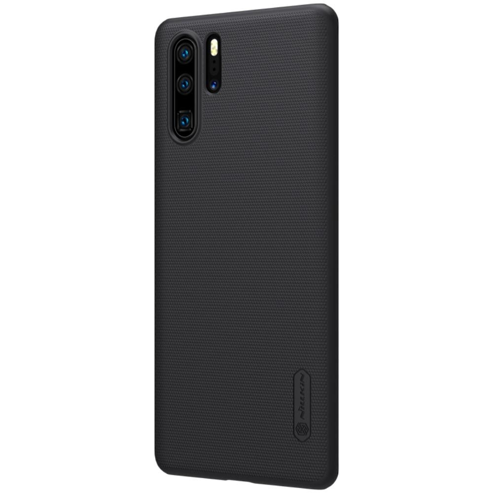 Super Frosted Shield Huawei P30 Pro musta