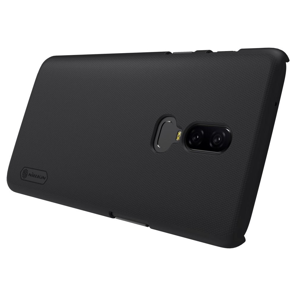 Super Frosted Shield OnePlus 6 musta