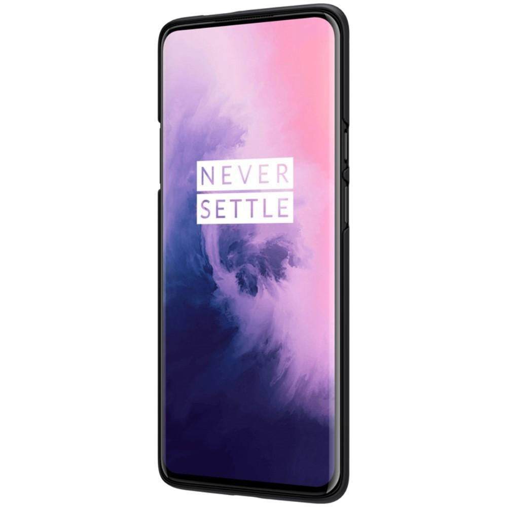 Super Frosted Shield OnePlus 7 Pro musta