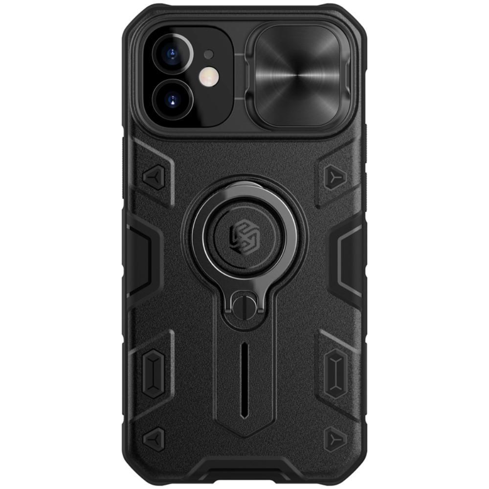 CamShield Armor Kuori iPhone 12 Mini musta