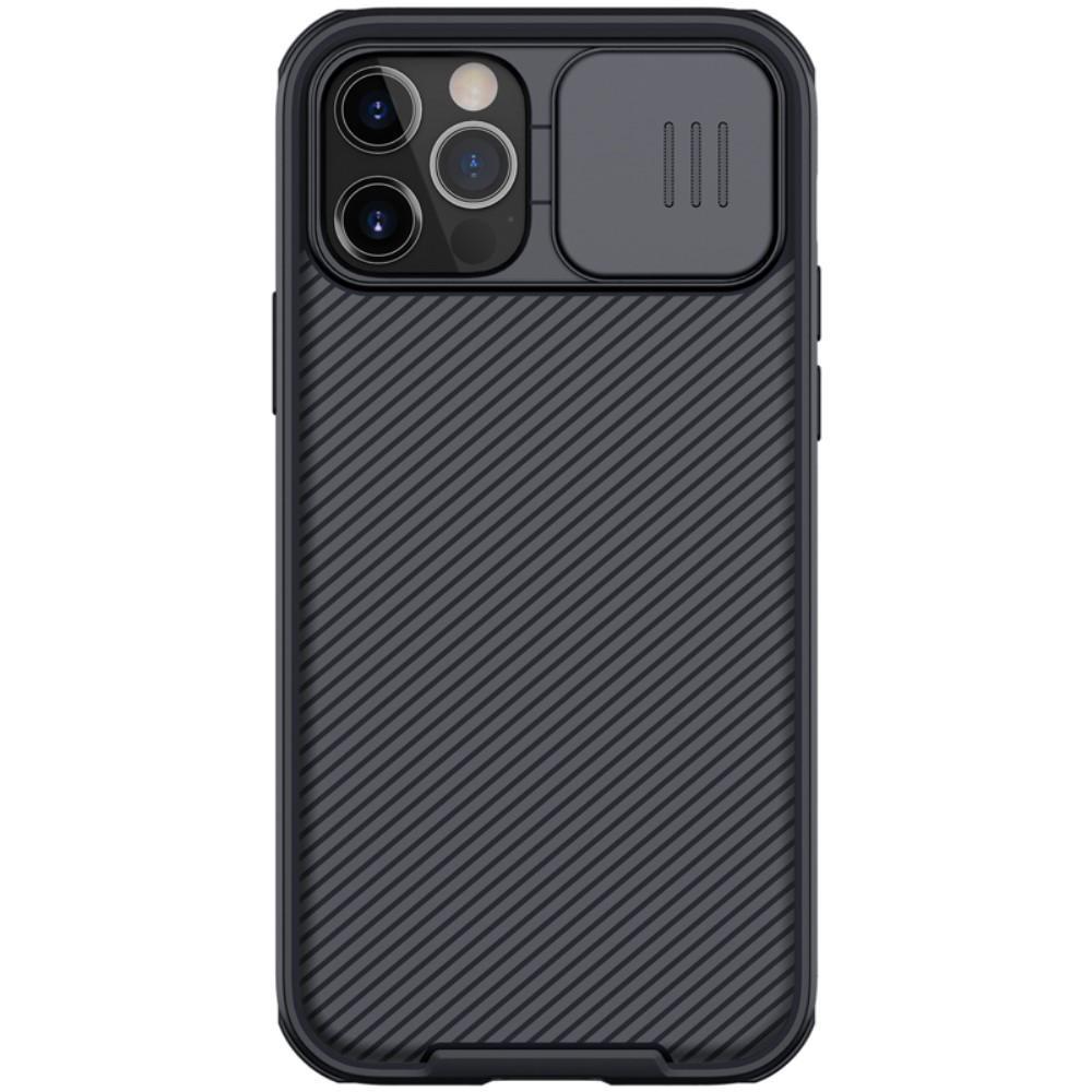 CamShield Magnetic Kuori iPhone 12/12 Pro musta