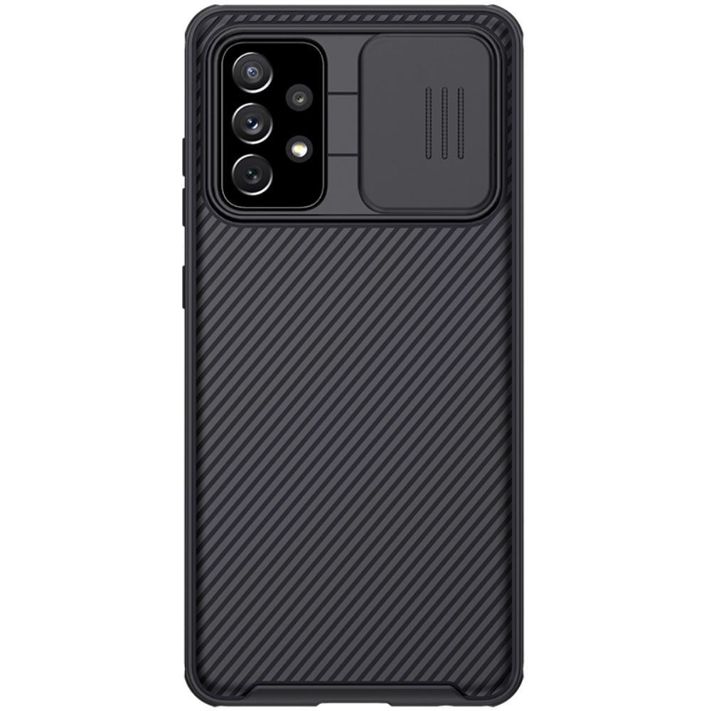 CamShield Kuori Galaxy A72 musta