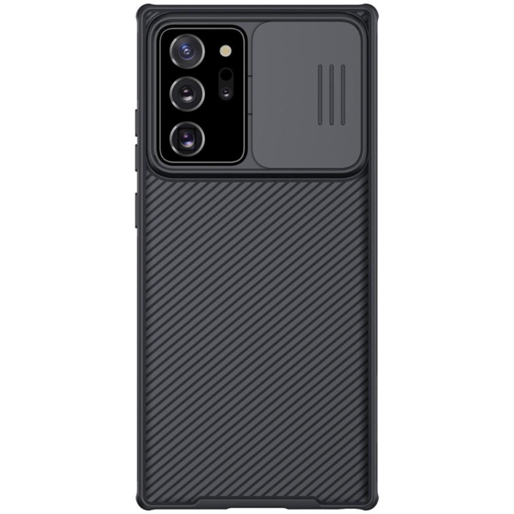 CamShield Kuori Galaxy Note 20 Ultra musta