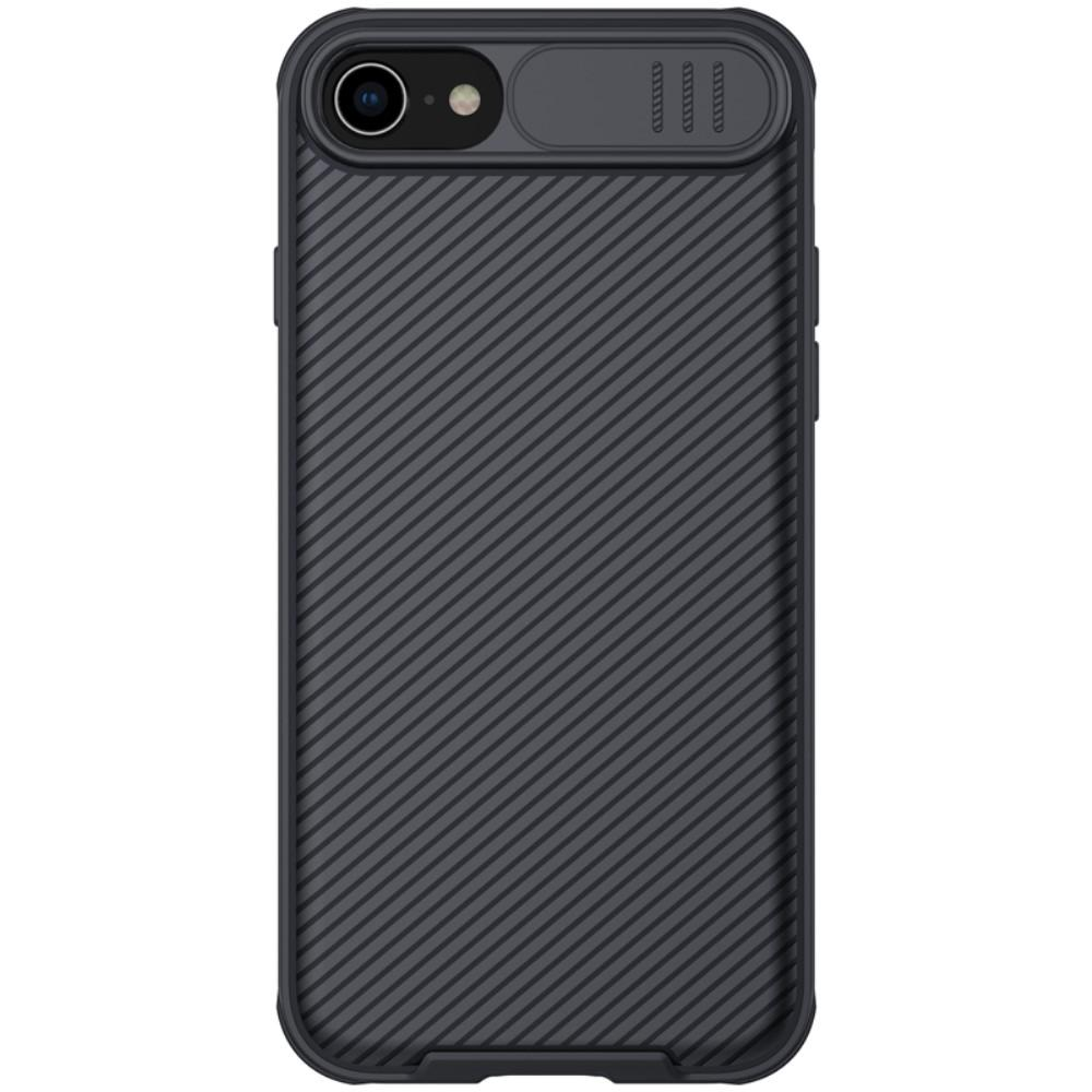CamShield Kuori iPhone 7/8/SE 2020 musta