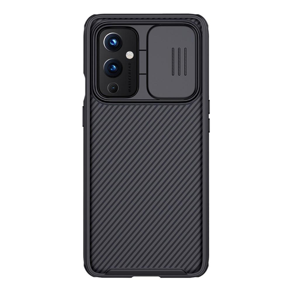 CamShield Kuori OnePlus 9 musta