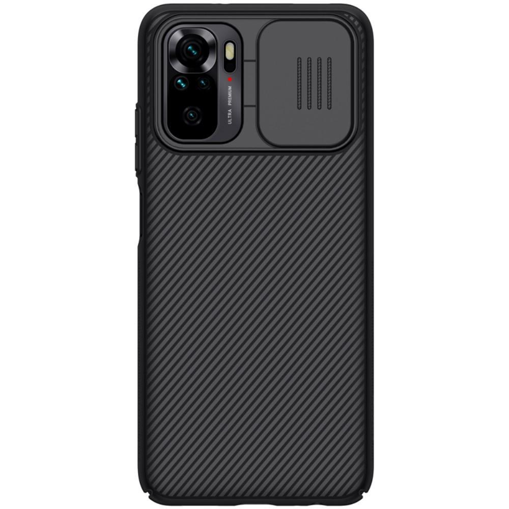 CamShield Kuori Xiaomi Redmi Note 10 musta