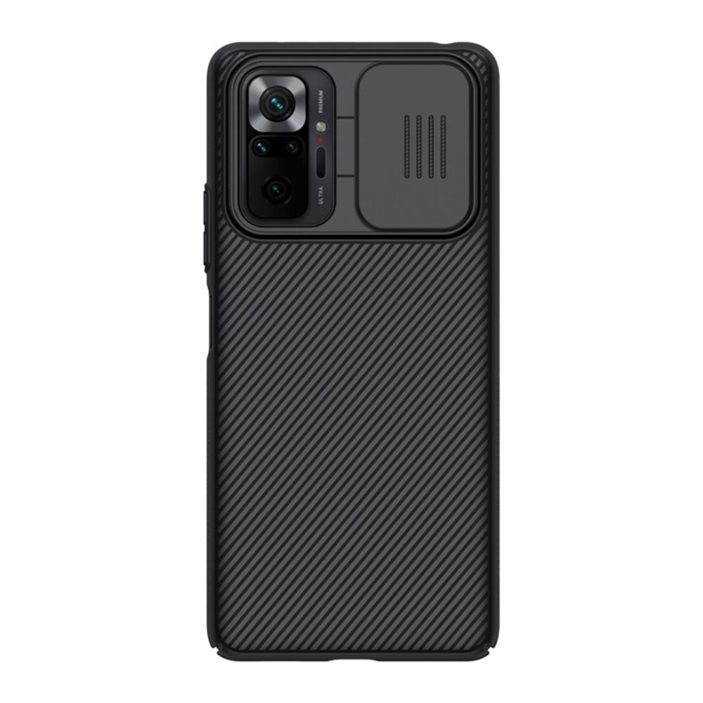 CamShield Kuori Redmi Note 10 Pro musta