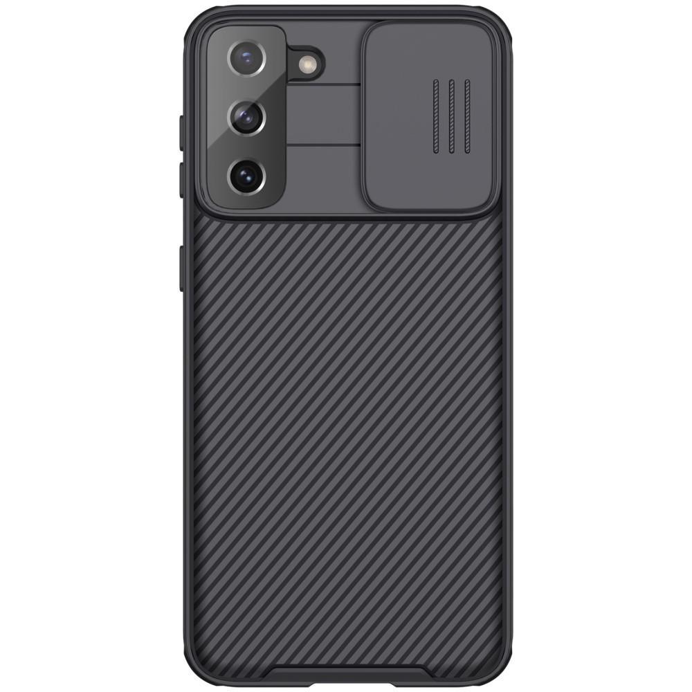 CamShield Kuori Samsung Galaxy S21 Plus musta