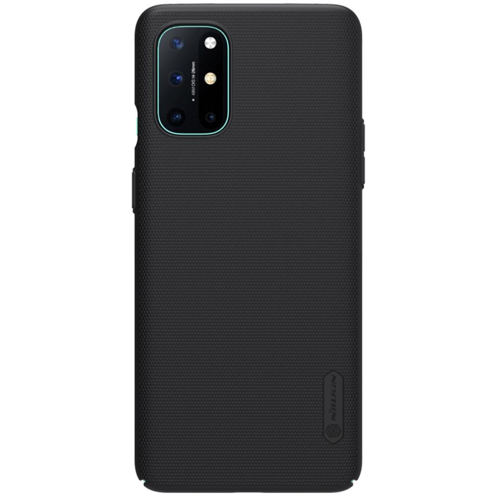 Super Frosted Shield OnePlus 8T musta
