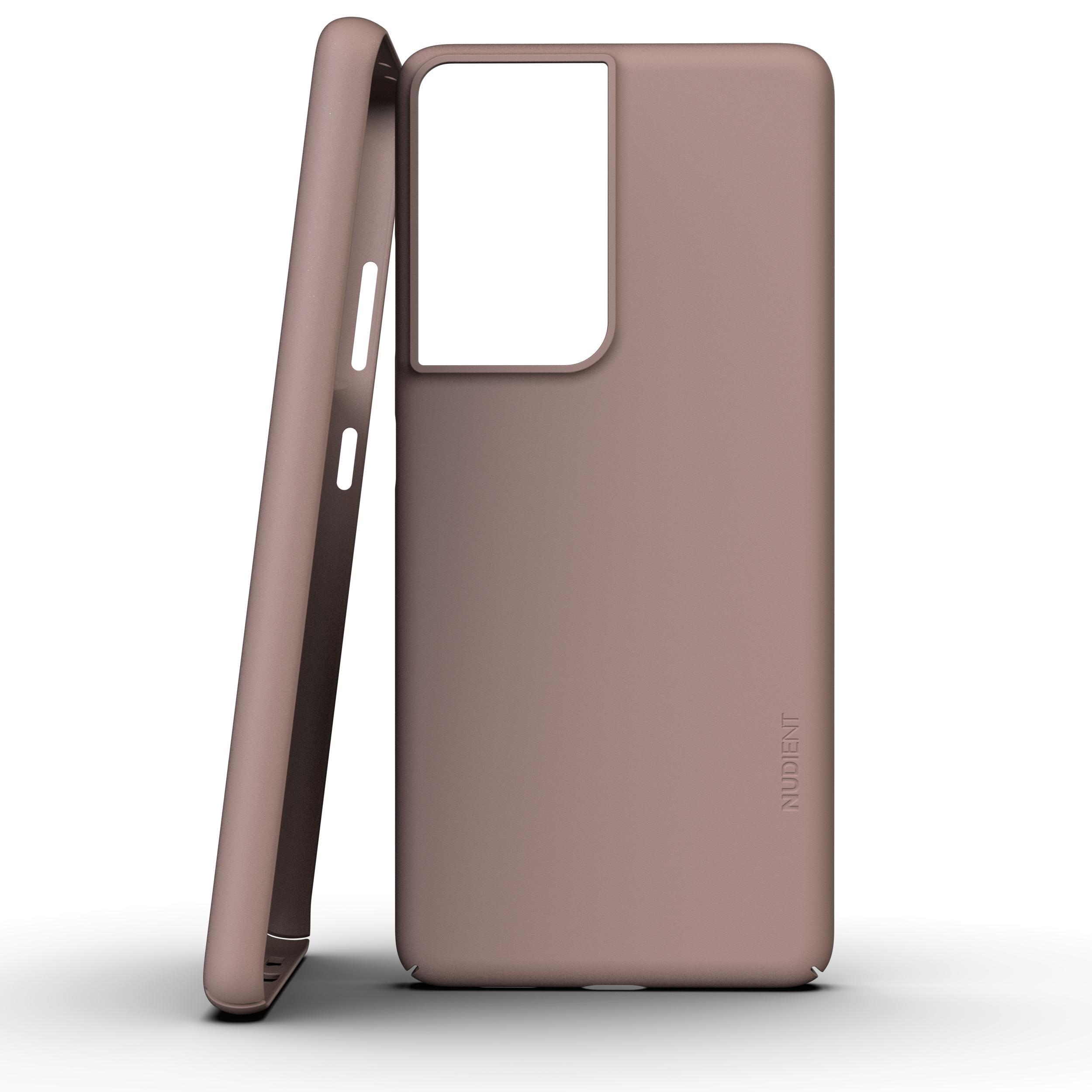 Thin Case V3 Galaxy S21 Ultra Dusty Pink