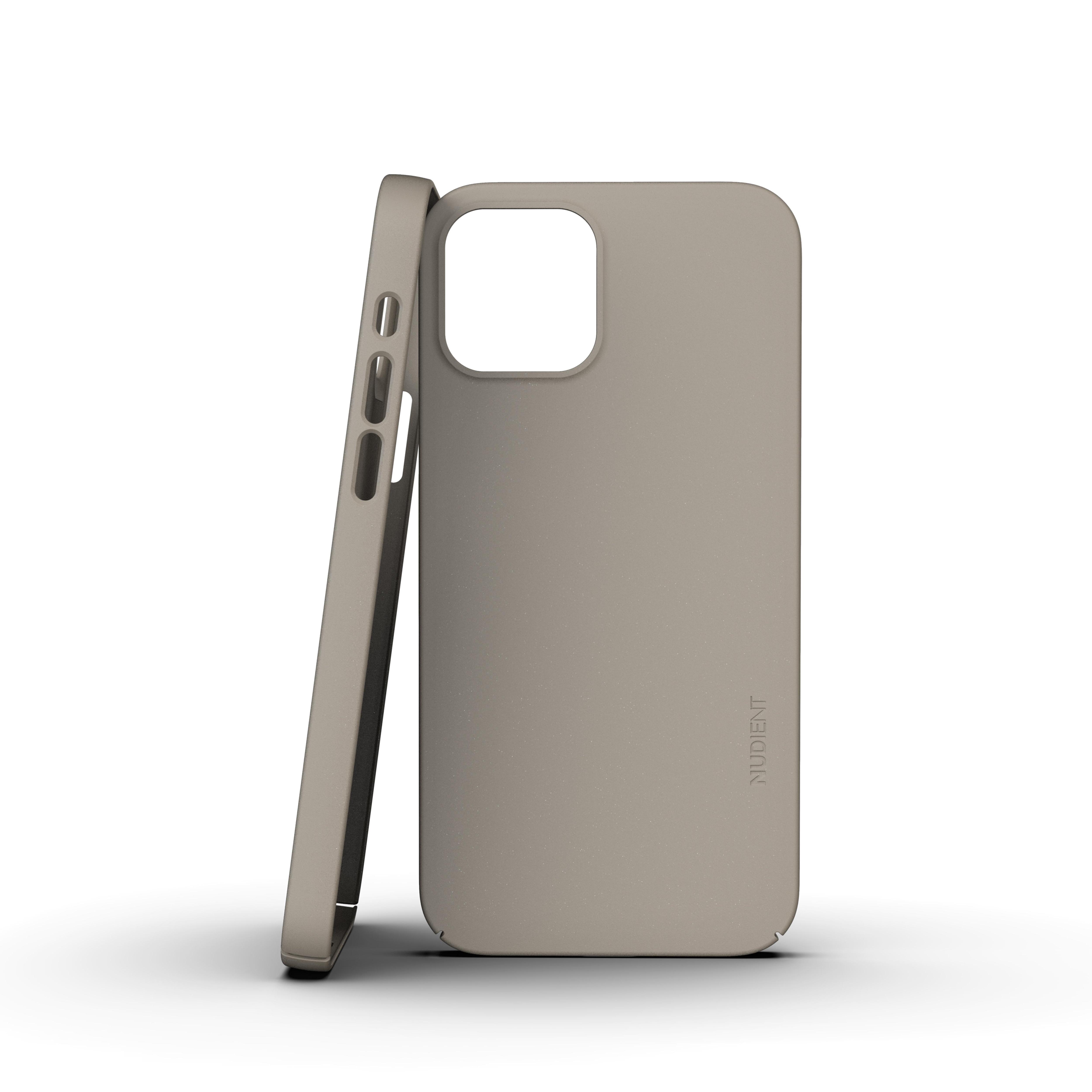 Thin Case V3 iPhone 12 Mini Clay Beige
