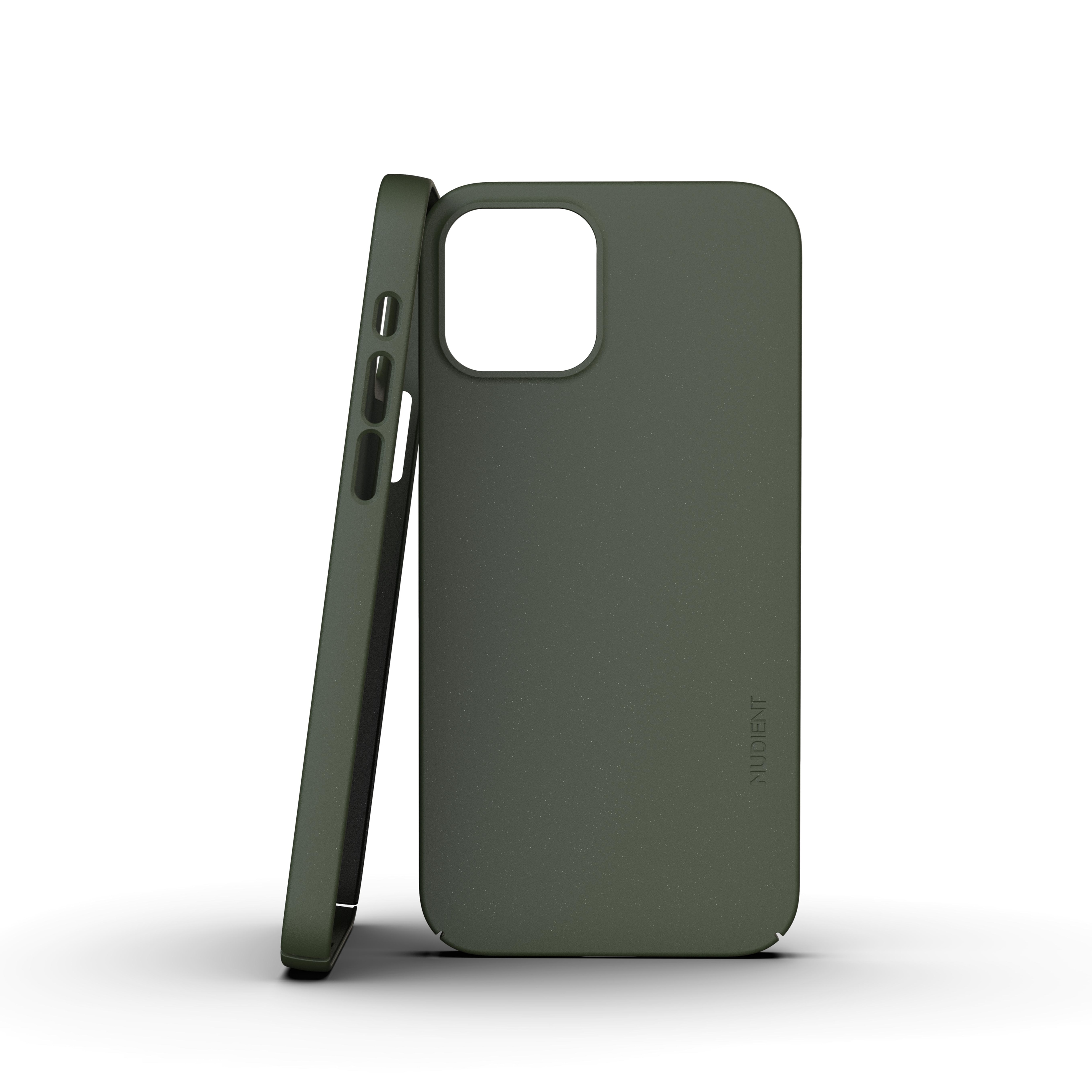 Thin Case V3 iPhone 12 Pro Max Pine Green