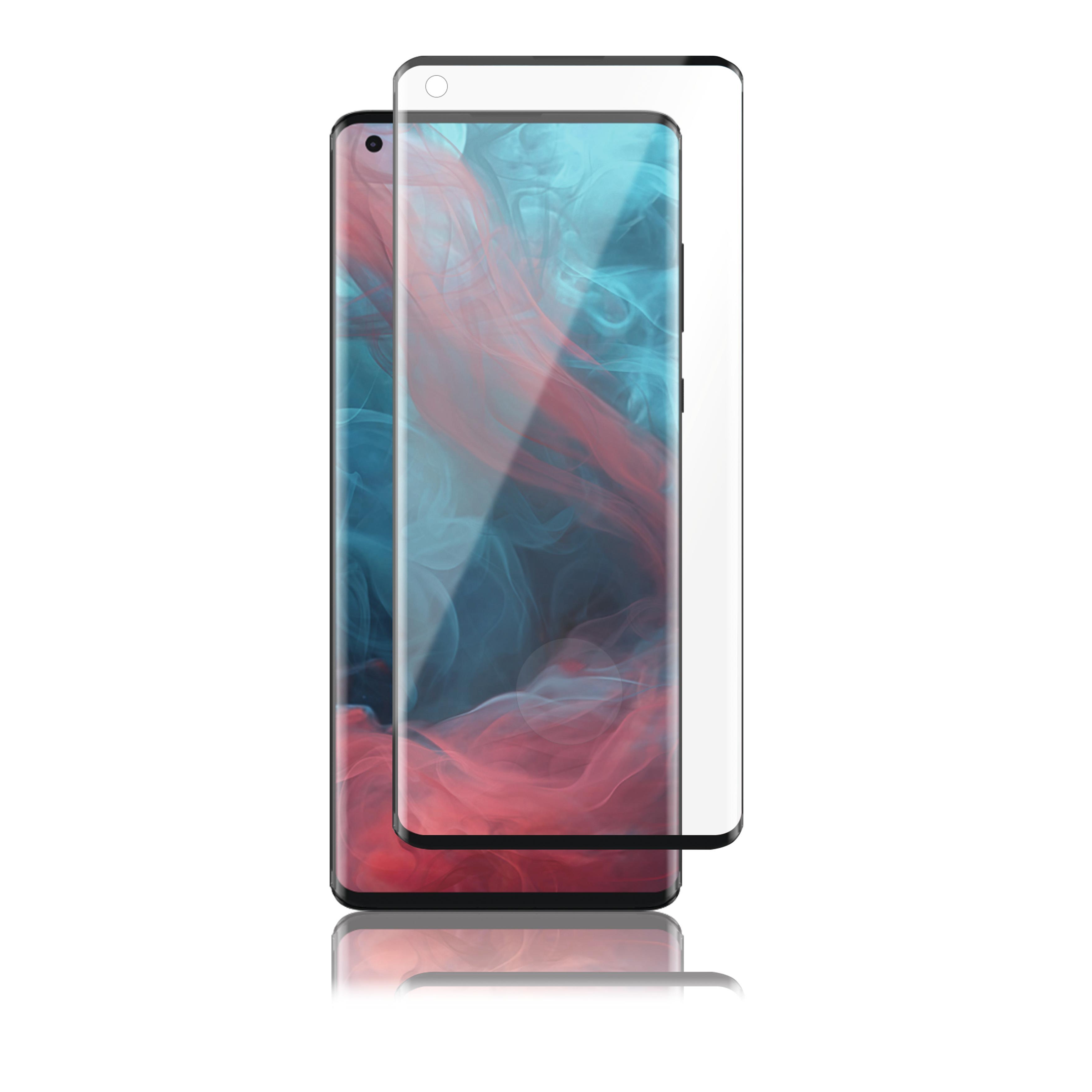 Curved Glass Motorola Edge/Edge Plus Black