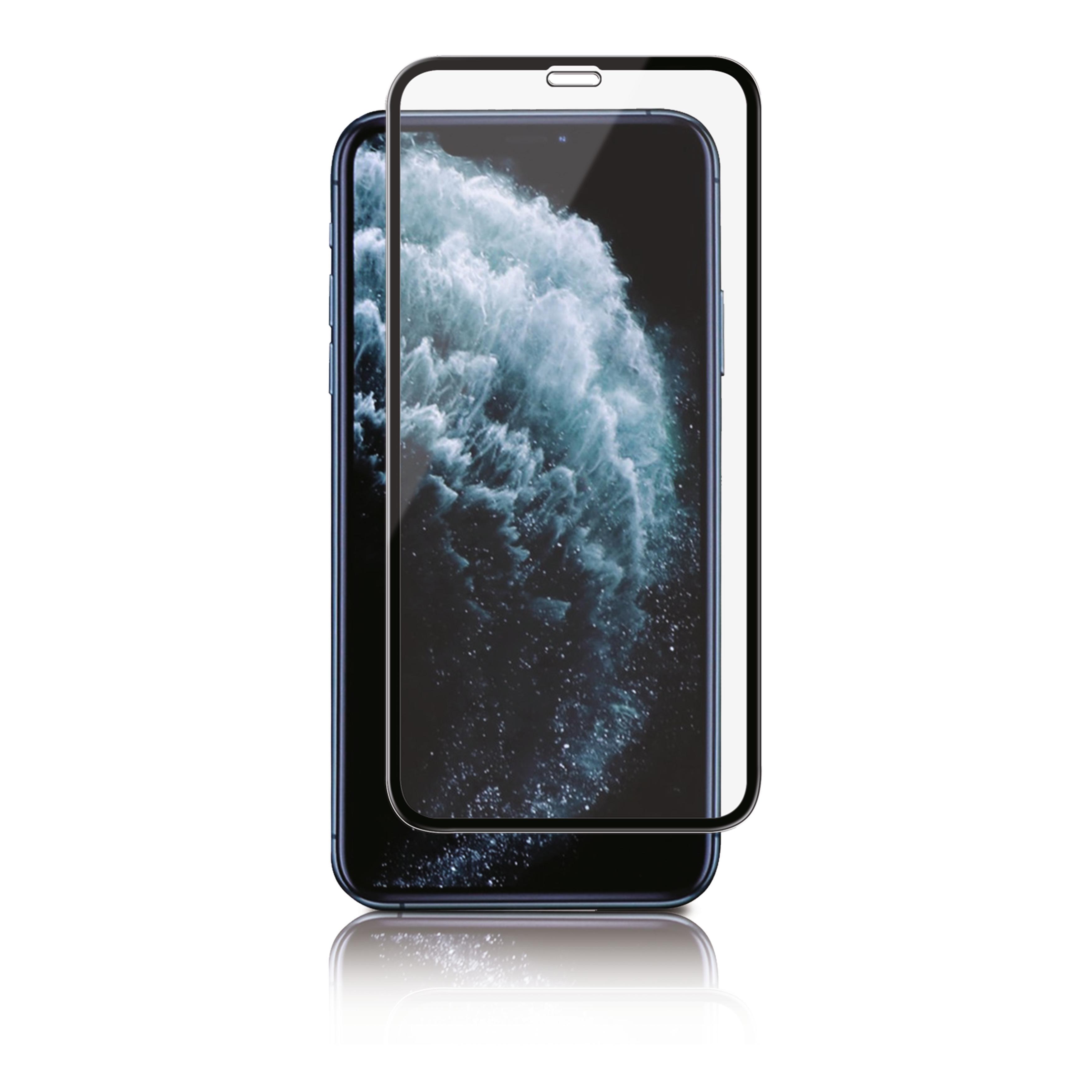 Full-Fit Glass iPhone 11 Pro Max/XS Max Black