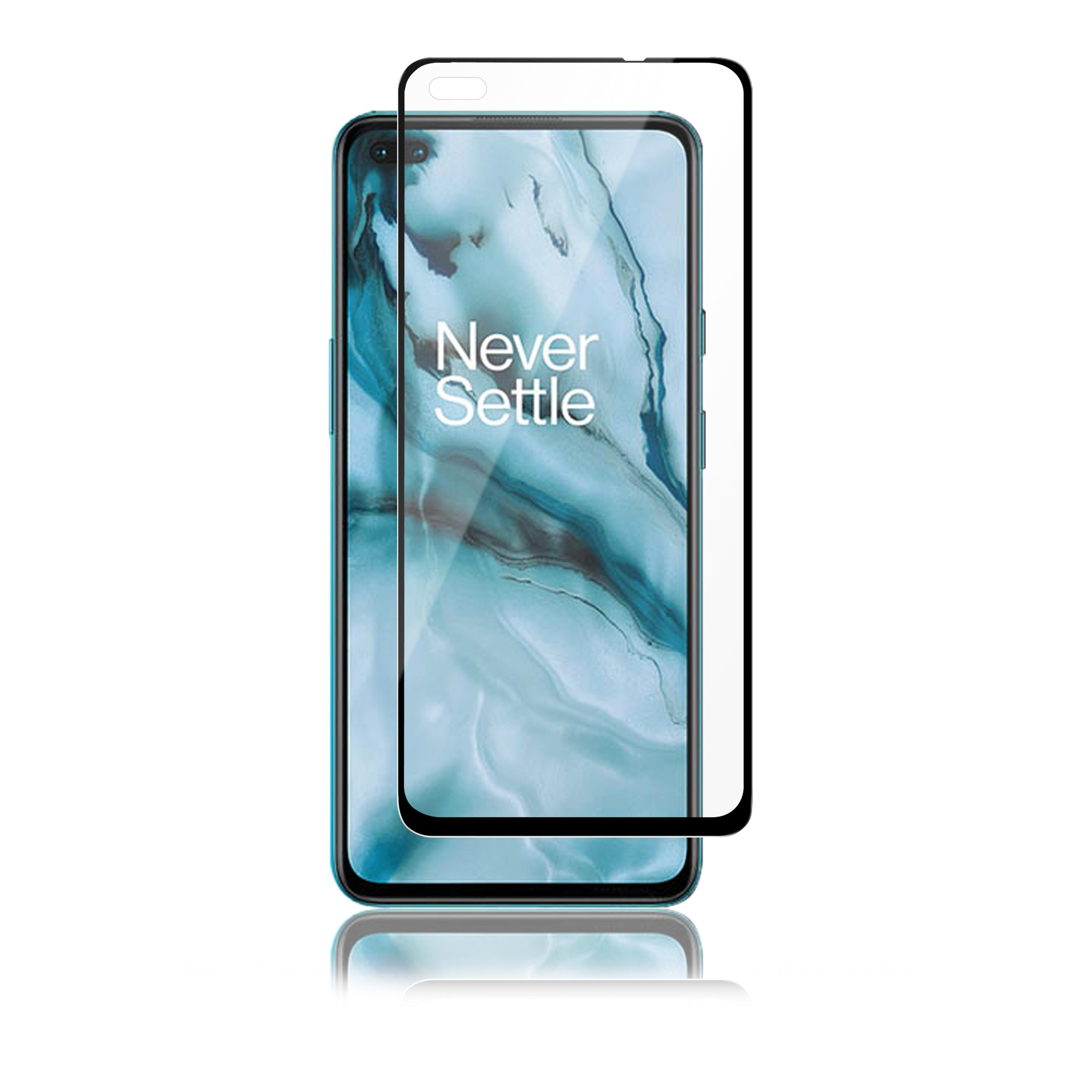 Full-Fit Glass OnePlus Nord Black