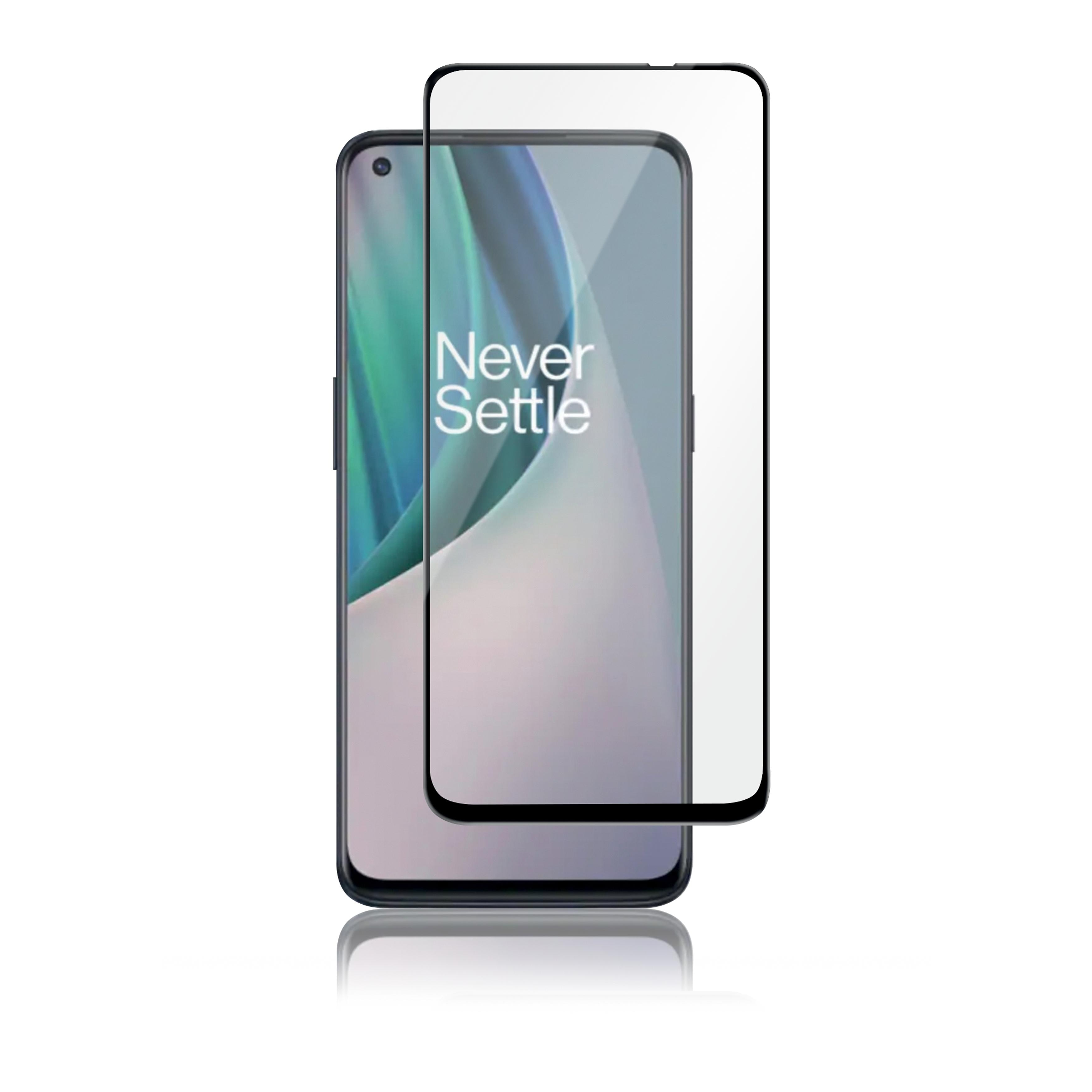 Full-Fit Glass OnePlus Nord N10 5G Black