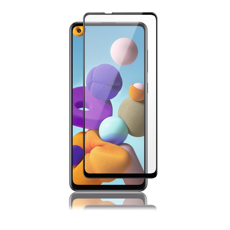 Full-Fit Glass Samsung Galaxy A21s Black